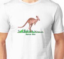 Save the Kangaroo Unisex T-Shirt