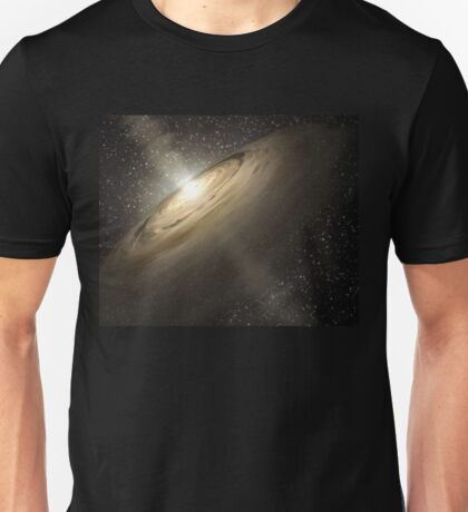 Star System Composite Photo Unisex T-Shirt