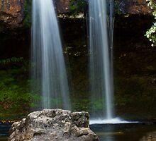 Knyvet Falls by Steve Bass