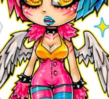 Monster Girls Sticker