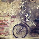 Vintage Bicycle by yewkwang
