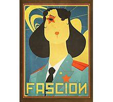 Russian constructivism print Photographic Print