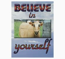 BELIEVE IN YOURSELF by Jon de Graaff