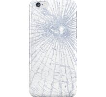 Broken Glass 2 iPhone White iPhone Case/Skin