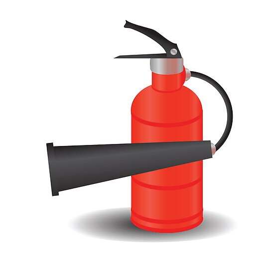 fire extinguisher by valeo5
