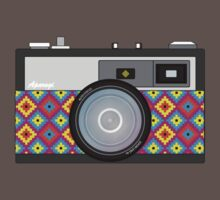 Retro Camera Kids Clothes