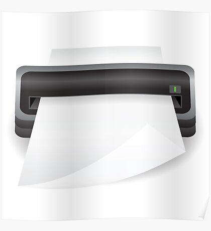portable scanner Poster