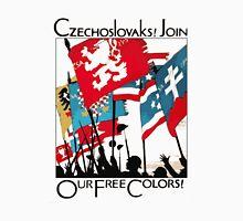 Czechoslovak Army 2  Unisex T-Shirt