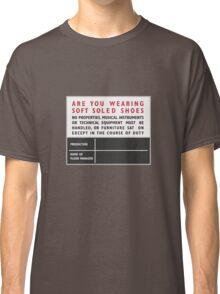 Soft Soled Shoes Classic T-Shirt