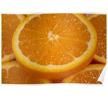 Naval Orange 2  Poster