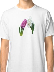 Hyacinths In Love Classic T-Shirt
