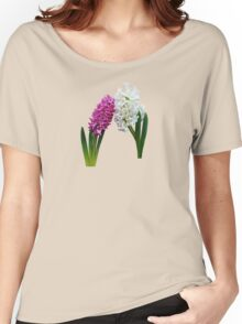 Hyacinths In Love Women's Relaxed Fit T-Shirt