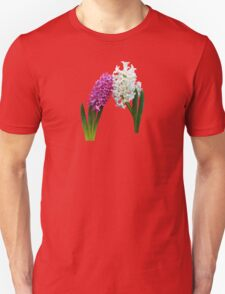 Hyacinths In Love T-Shirt