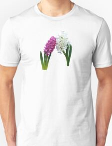 Hyacinths In Love T-Shirt
