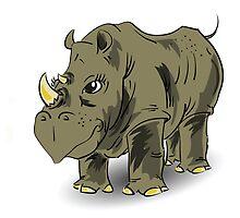 large rhino  by valeo5