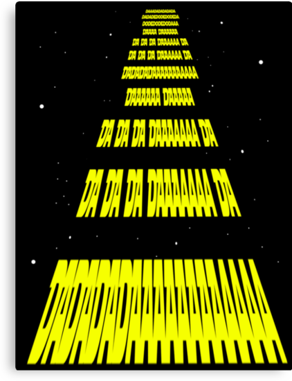 Phonetic Star Wars by RileyRiot