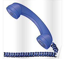 old telephone  Poster