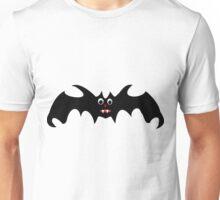 Black Vampire Bat Unisex T-Shirt