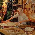 Turkish bread by Chris Brunton