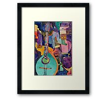 Mandy Lynn Framed Print