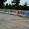GRAFFITI ON A ROADWAY A Bridge, Overpass, Support