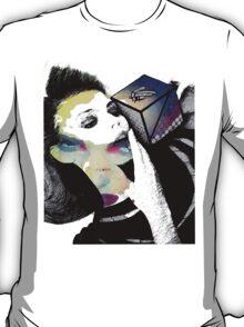 Cubic Model T-Shirt