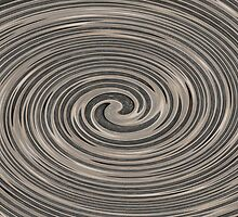 Black Twirl by jojobob