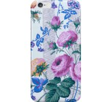 Pastel Flower Wallpaper iPhone iPod Case iPhone Case/Skin