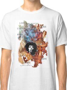 All just a blur Classic T-Shirt