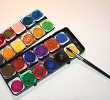 Paintbox by Stefanie Köppler