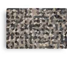 Rubber Crystals 150 Canvas Print