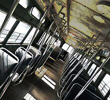 Hardmix Trolley by ThinkPics