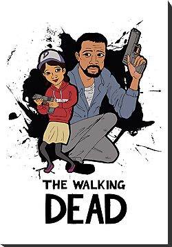 The Walking Dead Game by Stephanie Hodges