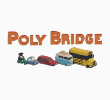 Poly Bridge T-Shirt  Baby Tee