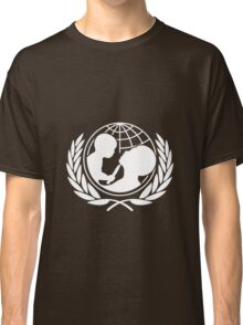 Universal Unbranding - Child Soldier Classic T-Shirt