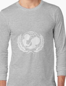 Universal Unbranding - Child Soldier Long Sleeve T-Shirt