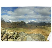 Wall Top And Wetherlam Poster