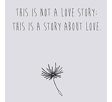 500 Days of Summer - Love Story Photographic Print