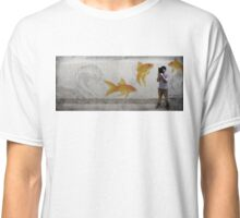 Koi in the Waves Classic T-Shirt