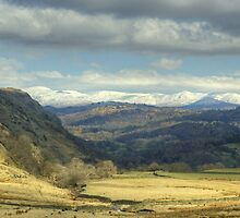 North Of Coniston by Jamie  Green