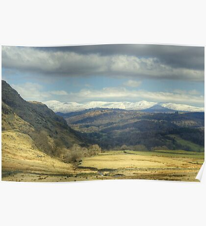 North Of Coniston Poster