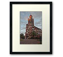 St John Cathedral Framed Print