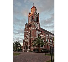 St John Cathedral Photographic Print