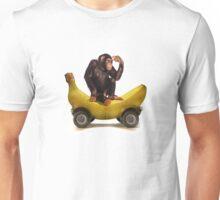 Chimp my Ride Unisex T-Shirt
