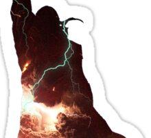 Hammer of Thunder and Lightning Sticker