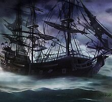 Black Pearl  - Troubles Again by Stefano Popovski
