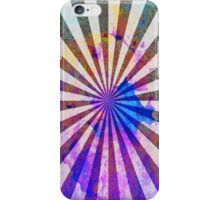 Blue Rays iPhone iPod Wallpaper Case iPhone Case/Skin