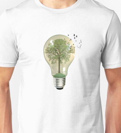 green ideas 02 Unisex T-Shirt