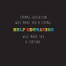 Self Education by Paul Ndekwe