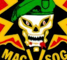 MacVsog Patch ( T_Shirt ) Ver.3 Sticker